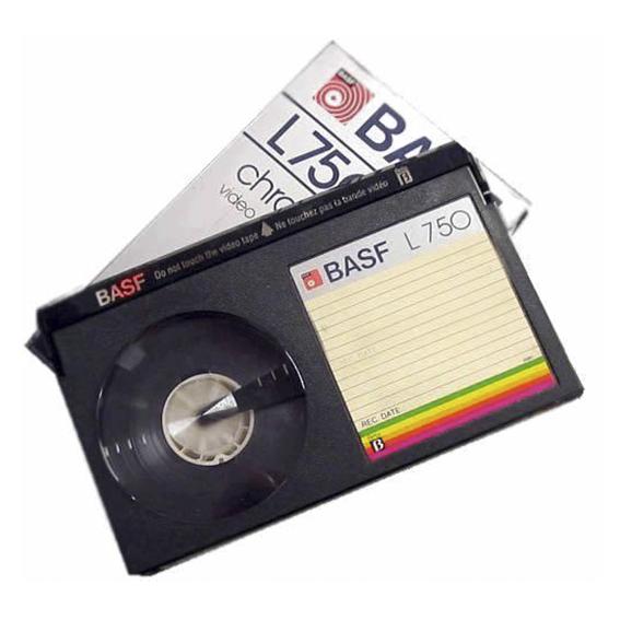 riversamento cassette betamax