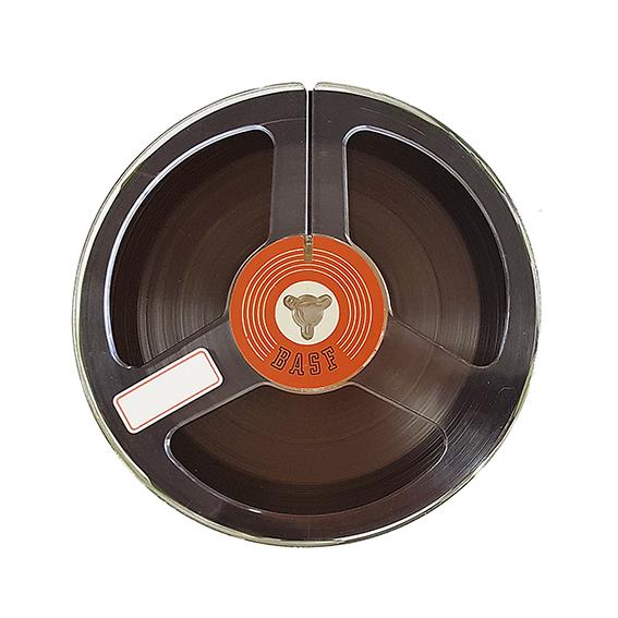 riversamento bobine audio