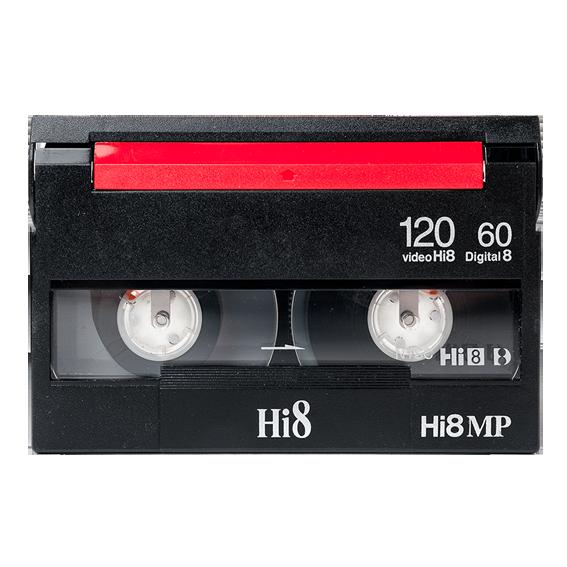 riversamento video8 hi8 digital8